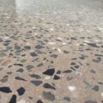 Polished Concrete Full Exposure