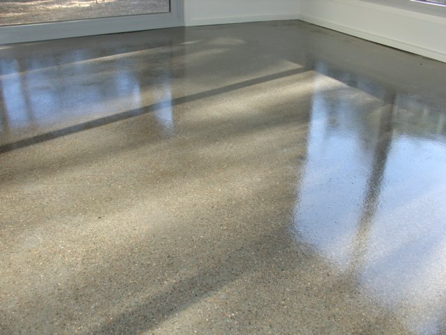 Concrete Coating And Polished Concrete Finishes